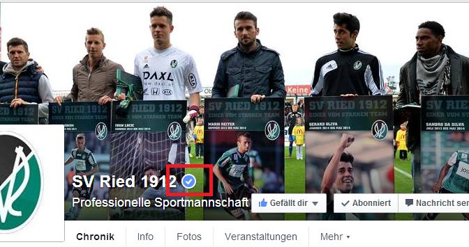 Falsche Verifizierung: Neuer Facebook-Betrug im Umlauf