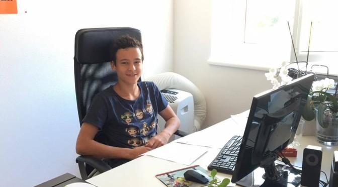 Nähkästchen Gespräch mit Emil – Praktikant Sommer 2016