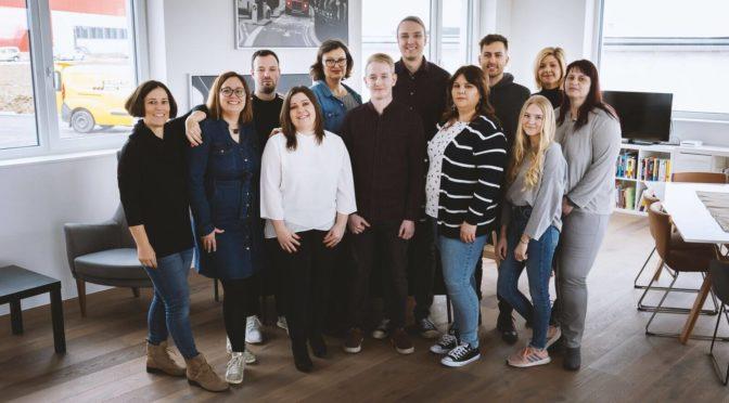 webdots & Omis Einweihungsfeier 2019