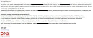 DNS-Austria-mail