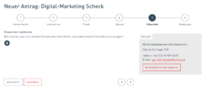 digital marketing scheck 6