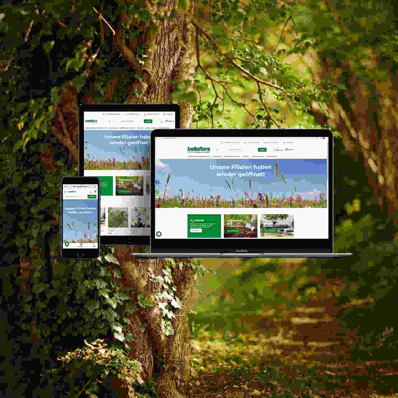 Online Shop Bellaflora